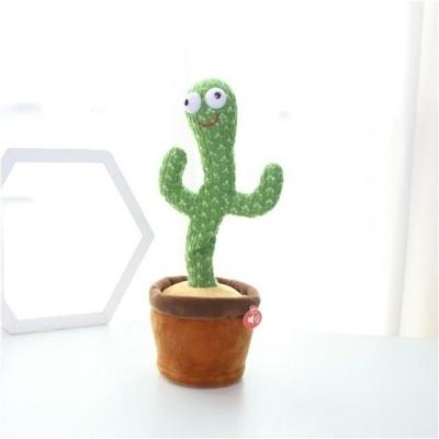 Kawaii Dancing Cactus Plush