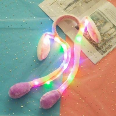 Kawaii Rabbit Glowing Headband