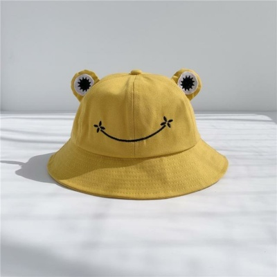 Kawaii Froggy Bucket Hat