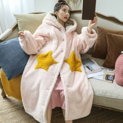 Kawaii Oversize Star Wizard Robe