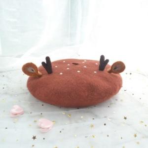 Kawaii Deer Baby Bambi Beret