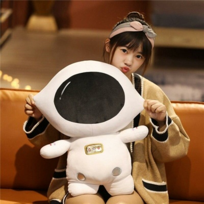 Kawaii Cute Astronaut Space Buddy Plush