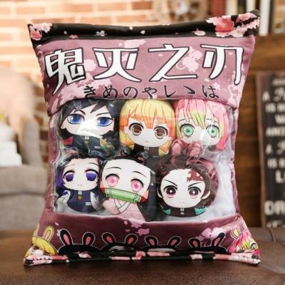 Kawaii Anime Manga Cartoon Pillow Plush Toys