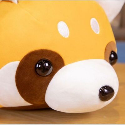 Kawaii Rocky The Raccoon Plush