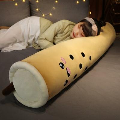 Kawaii Bubble Tea Sleeping Long Snuggle Buddies