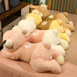 Kawaii Happy Sleeping Bears Plush