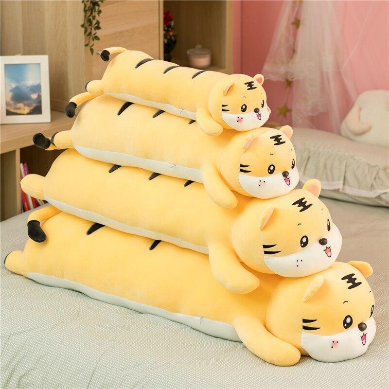 Kawaii Long Tiger Snuggle Buddies | New