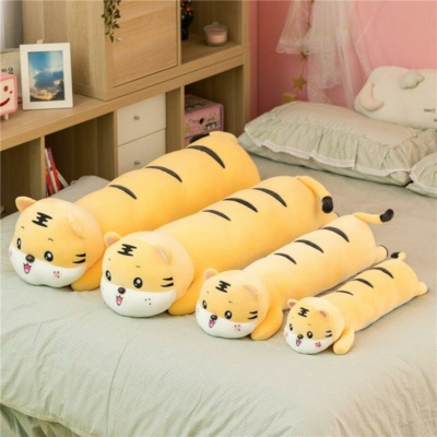 Kawaii Plush Long Tiger Snuggle Buddies