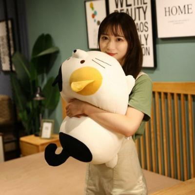 Kawaii Chubby Cat Squad Soft Plush