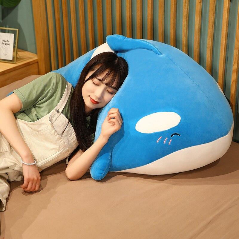 Kawaii Chubby Cheeky Whale Plushies | New