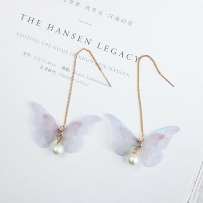Kawaii Butterfly Wings Earrings