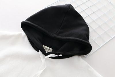 Kawaii Black Cat Hoodie