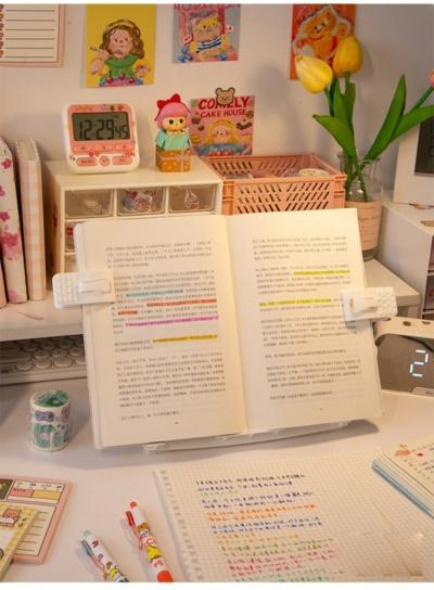 Kawaii Book Stand Reading Bracket