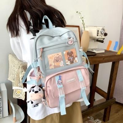 Preppy Style Kawaii Backpack