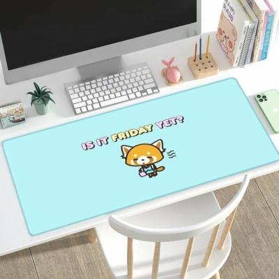 Kawaii Aggretsuko Mouse Pad