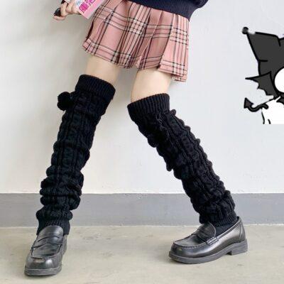 Kawaii Long Loose Stockings