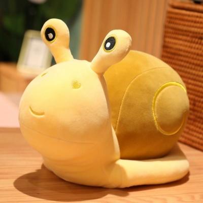 Kawaii Vibrant Snail Crew