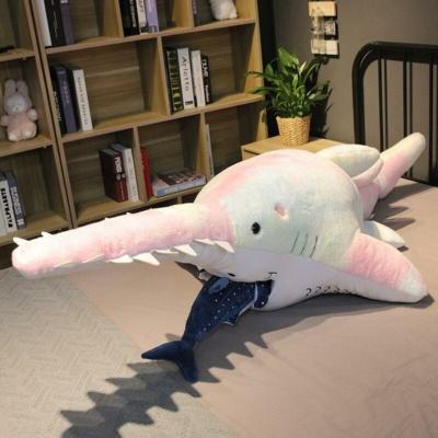 Kawaii Cuddly Sawfish Plush