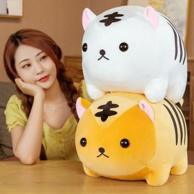 Kawaii Chubby Tigers Plush