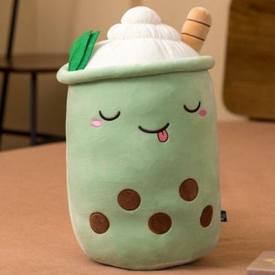 Kawaii Bubble Tea Smoothie Plush