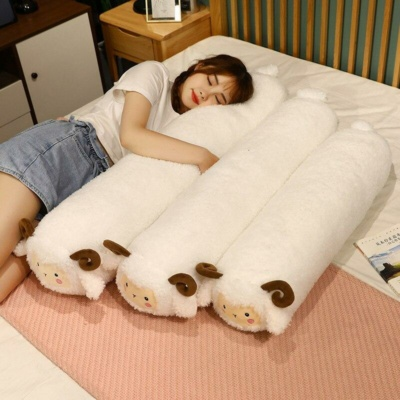 Kawaii Plush Long Lamb Snuggle Buddies