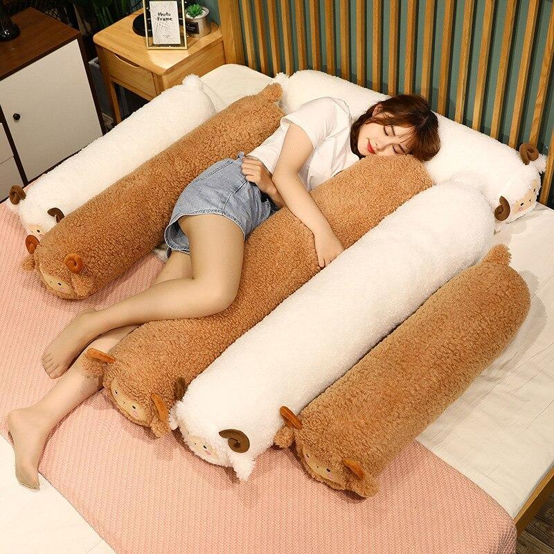 Kawaii Super Soft Long Lamb Snuggle Buddies  