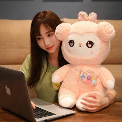 Kawaii Sheep Doll Plush